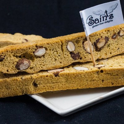 almond anise biscotti for carousel only