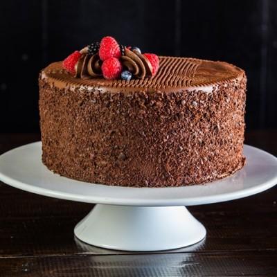 gluten free dairy free chocolate cake